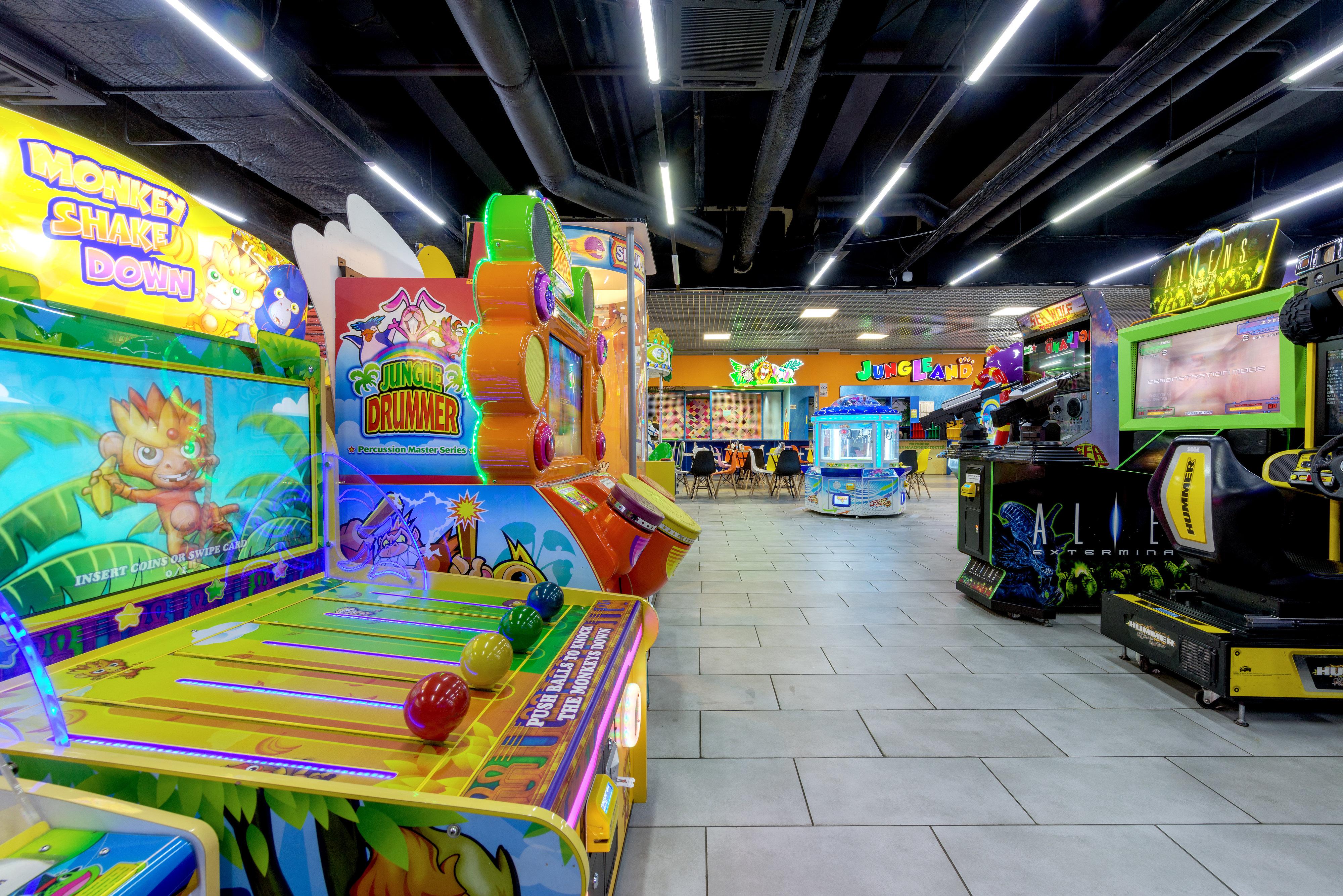 Игровые автоматы в развлекательный центр заработок в онлайн казино видео