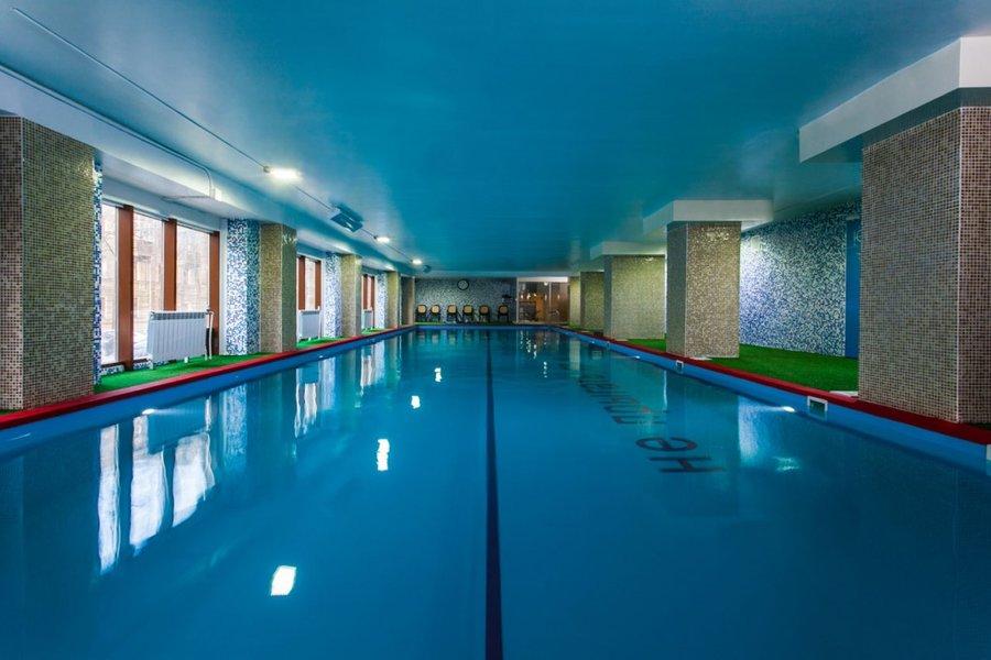 фитнес клубы вао москвы с бассейнами