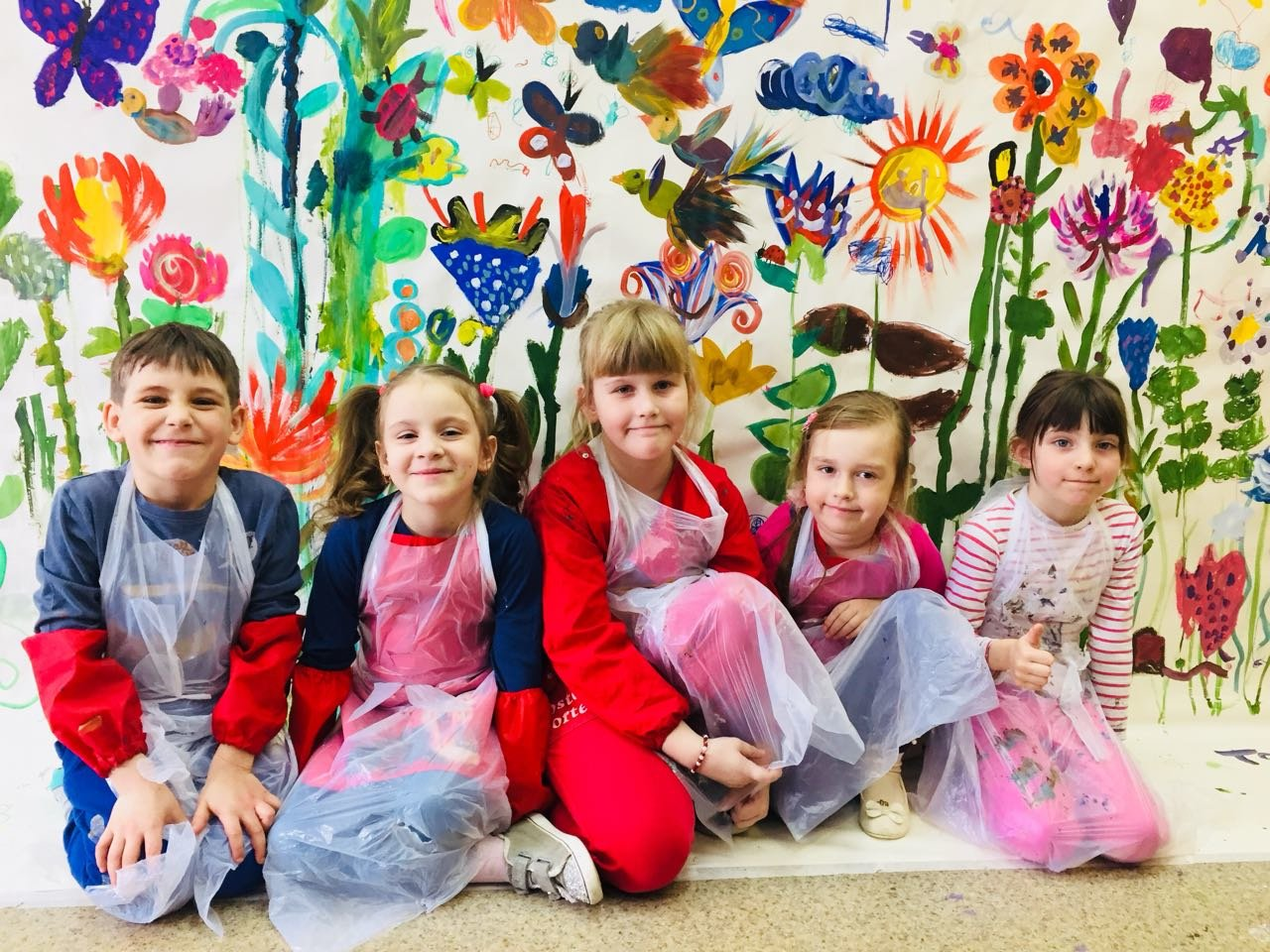 детский клуб в юао москвы