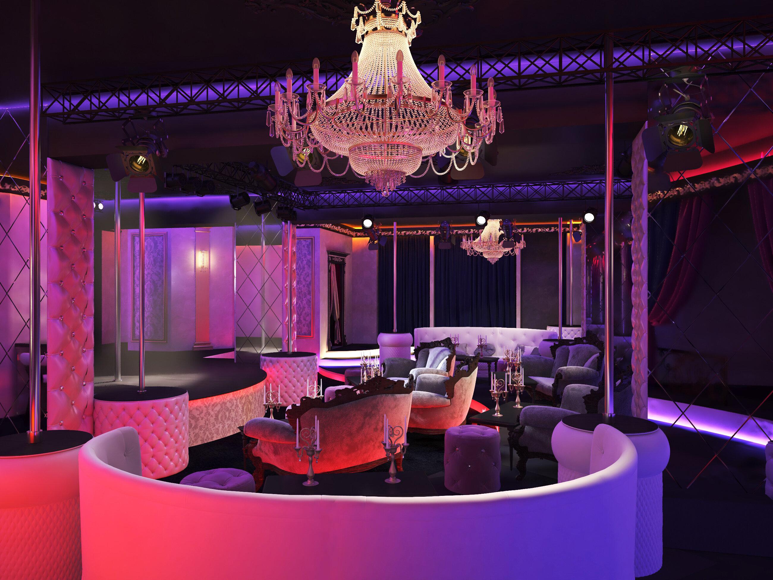 бары и ночные клубы ростова