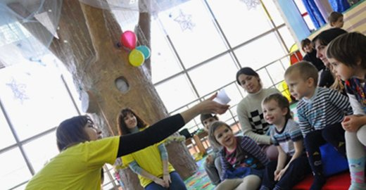 фотография Детский центр Г.Р. Кандибура Азбука успеха детям на метро Вокзальная
