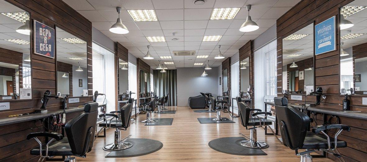 Фотогалерея - Академия парикмахерского искусства и барберинга ANDRIYASHIN Factory на метро Электрозаводская