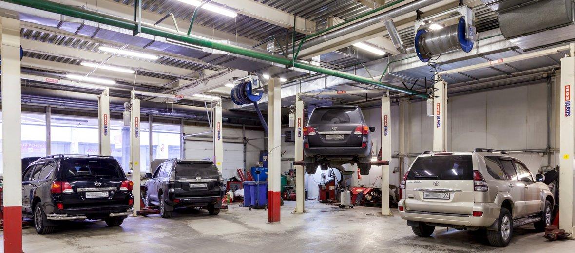 Фотогалерея - Автосервис японских автомобилей Аско Сервис на Каширском шоссе