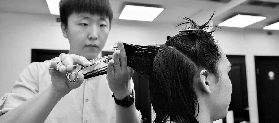 Фотогалерея - Аляска, сеть мужских парикмахерских