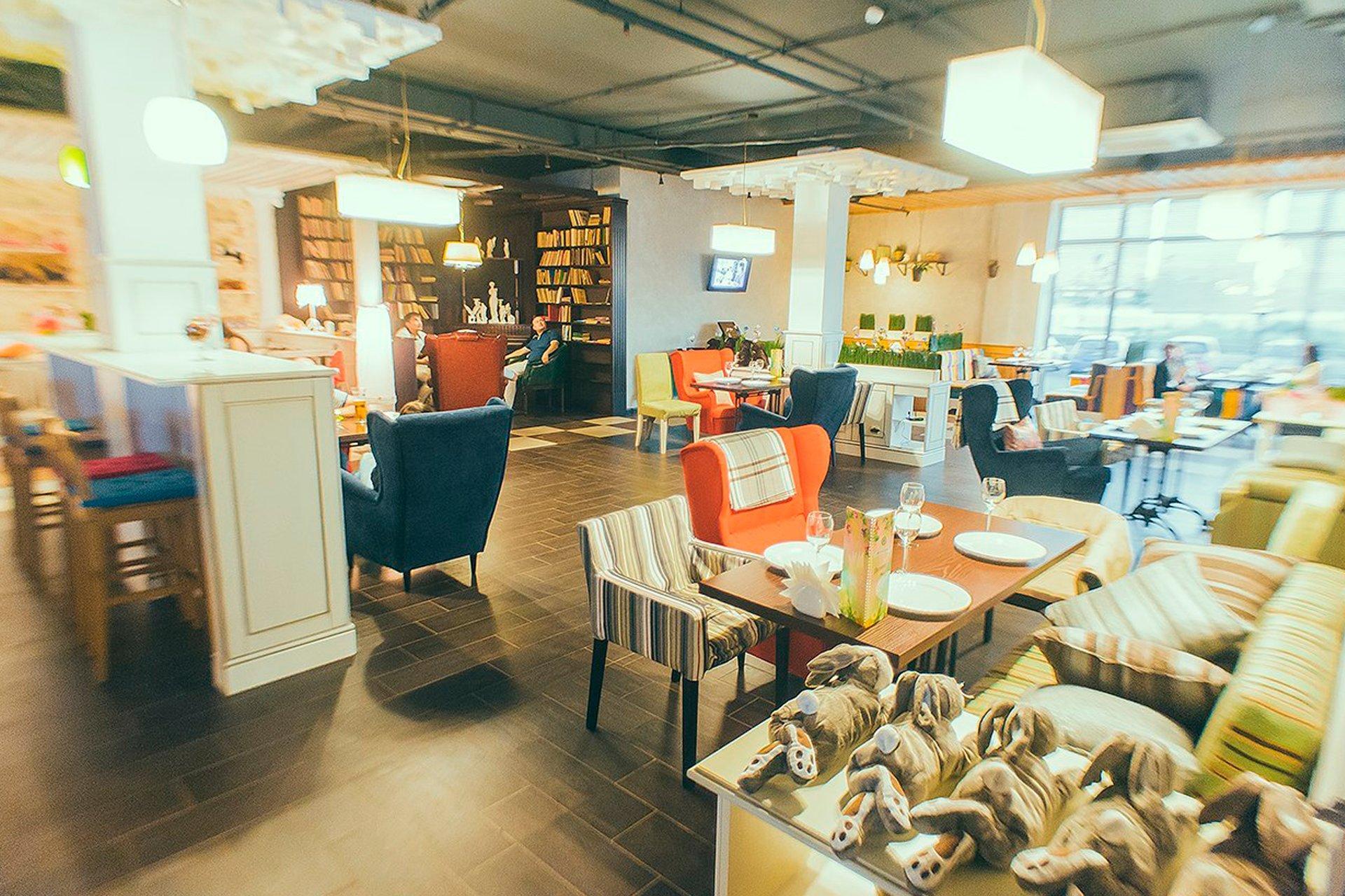 фотография Ресторана все Свои Kitchen в Ново-Савиновском районе
