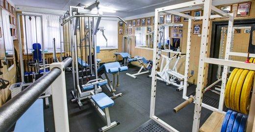 фотография Студии персонального тренинга Hummer Gym на 3-й Гражданской улице