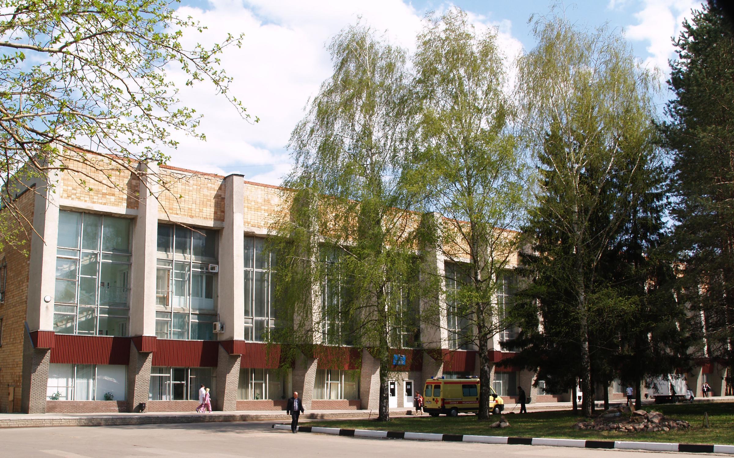 фотография Областной клинической больницы им. Н.А. Семашко на улице Родионова