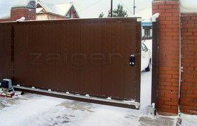 Откатные ворота в ярославль откатные ворота консольного типа дорхан комплектующие