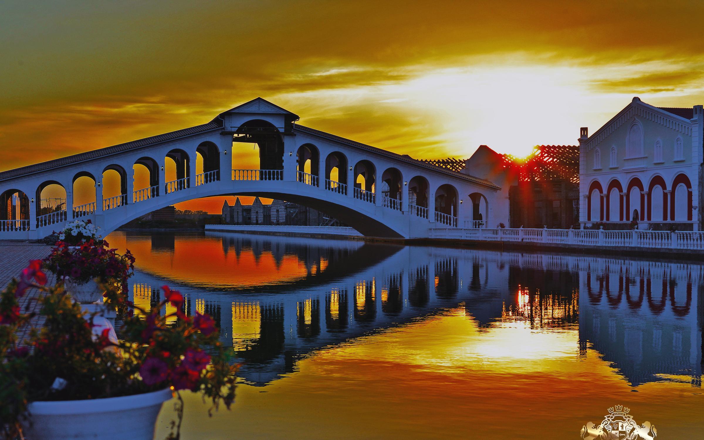 фотография Город развлечений Сибирская Венеция в Железногорске