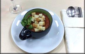 фотография Овощной суп