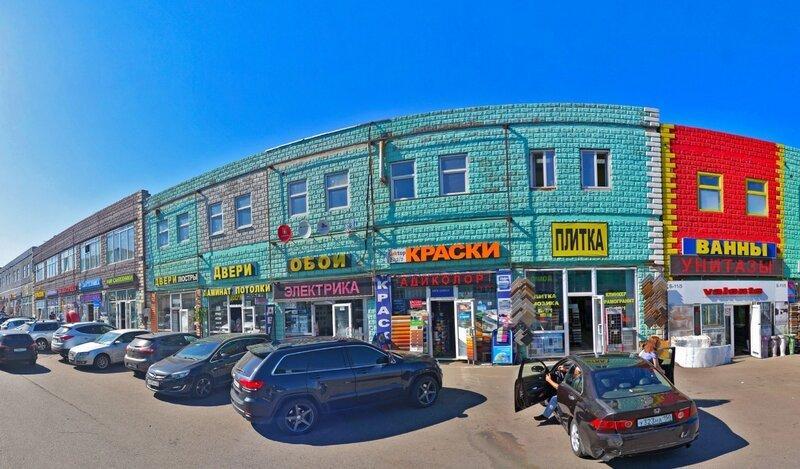 фотография Магазина дверей zotty.ru на строительном рынке Мельница