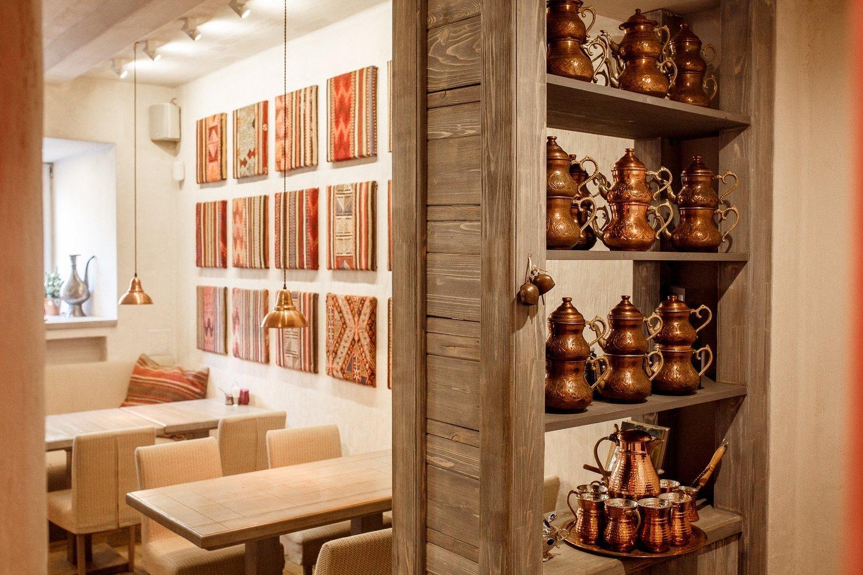 фотография Кафе турецкой кухни Бардак на улице Маросейка