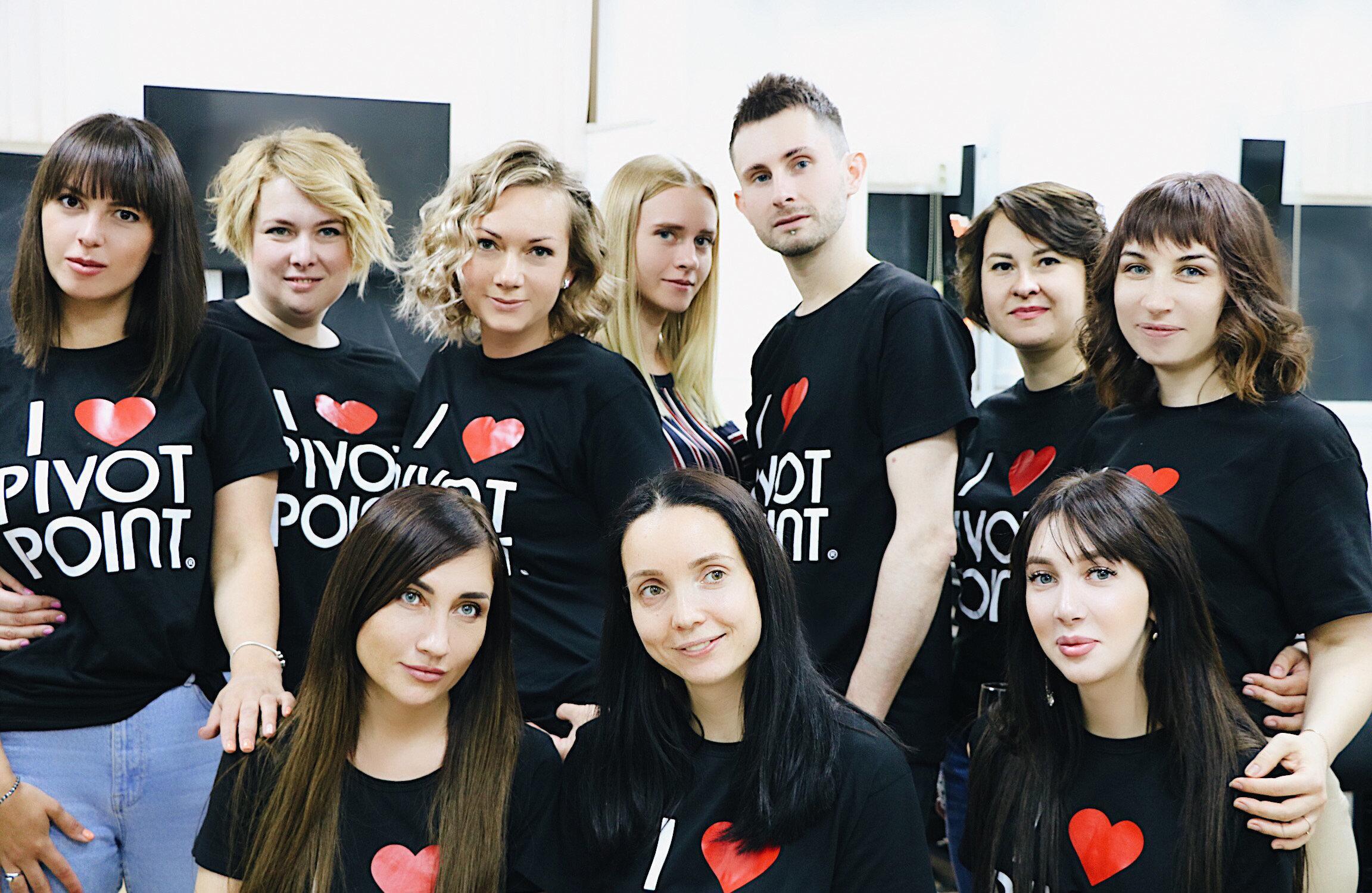 фотография Академии парикмахерского искусства Метода Pivot Point на Студенческой улице