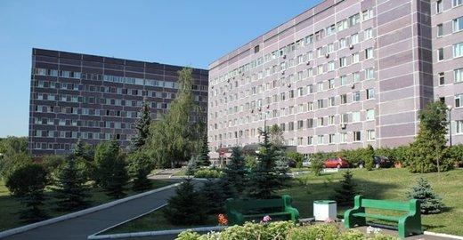 Больница итд
