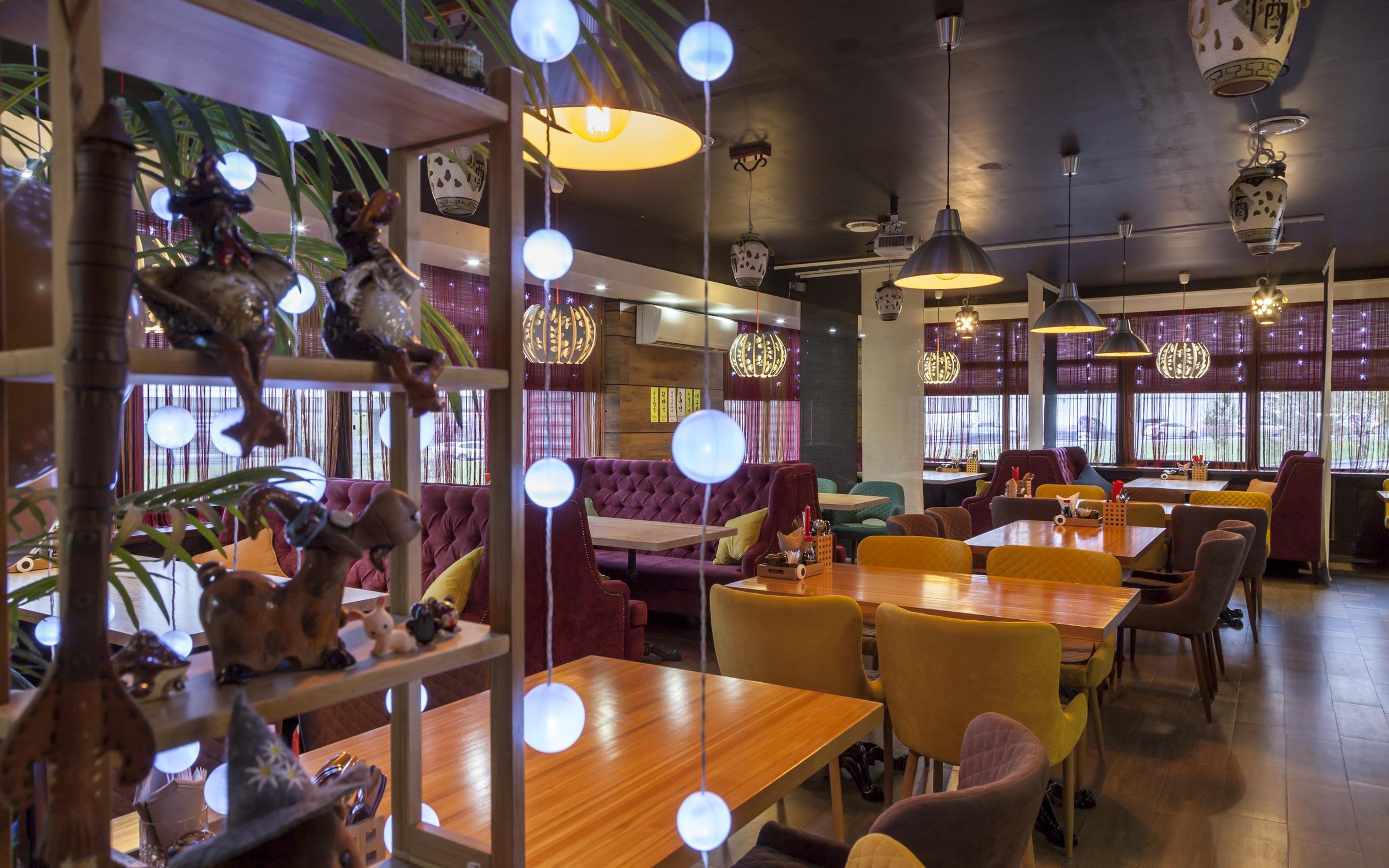 фотография Корейского ресторана JasMin на Ленинском проспекте