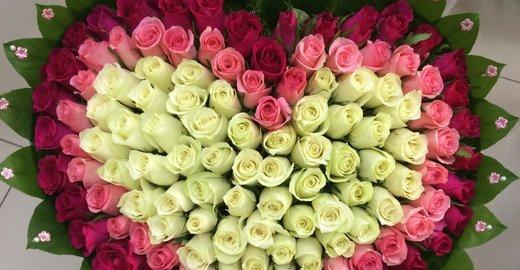 фотография Сеть цветочных салонов Azeriflores в Кировском районе