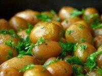 фотография Мини-картофель