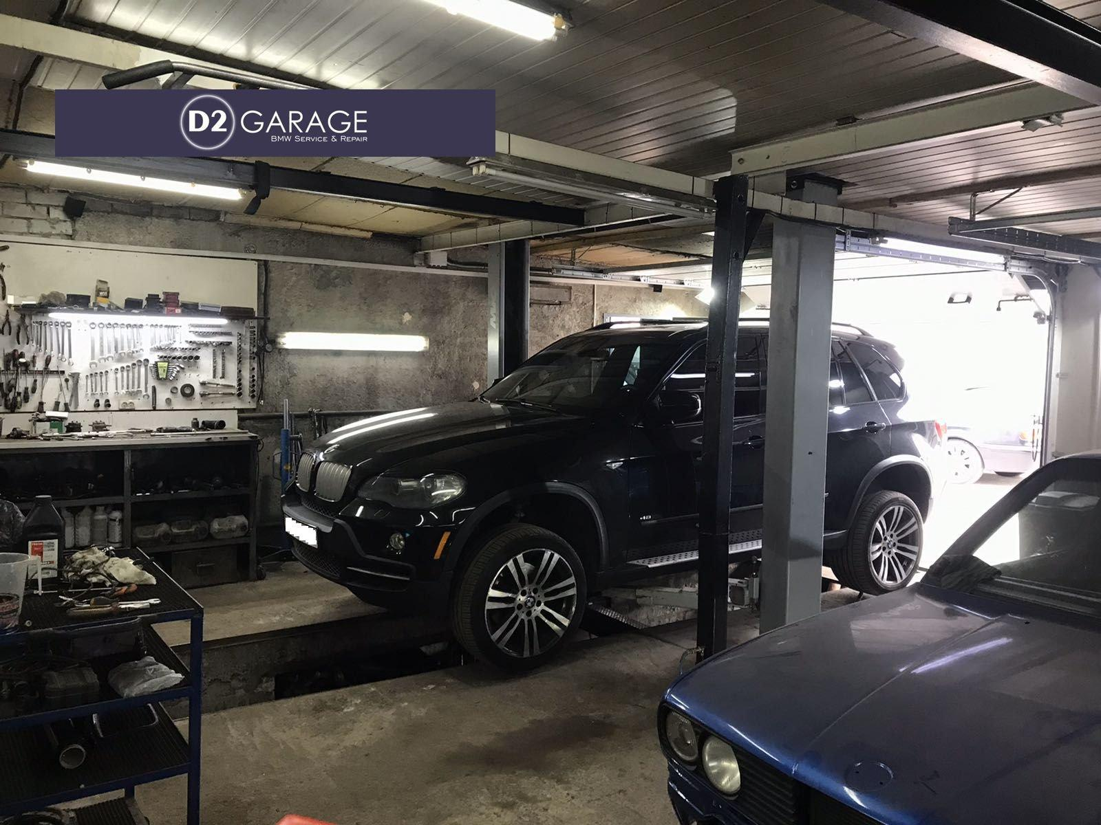 фотография Автосервиса BMW D2 Garage