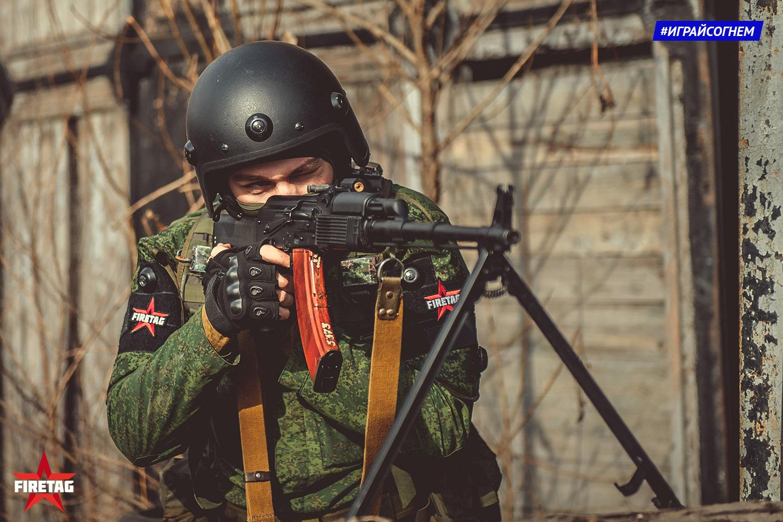 фотография Военно-тактического клуба Фаертаг на 1-й Рыбинской улице
