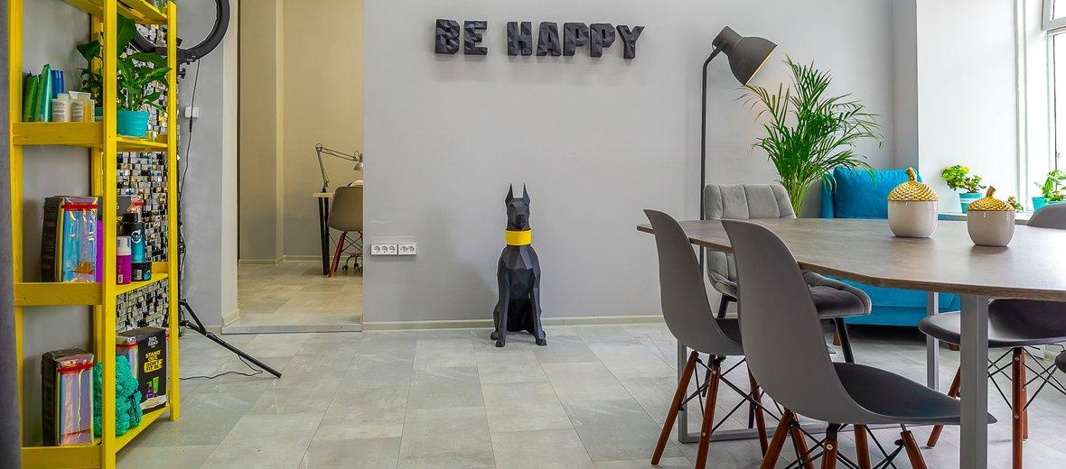 Фотогалерея - Beauty bar Be Happy на метро Площадь Ильича