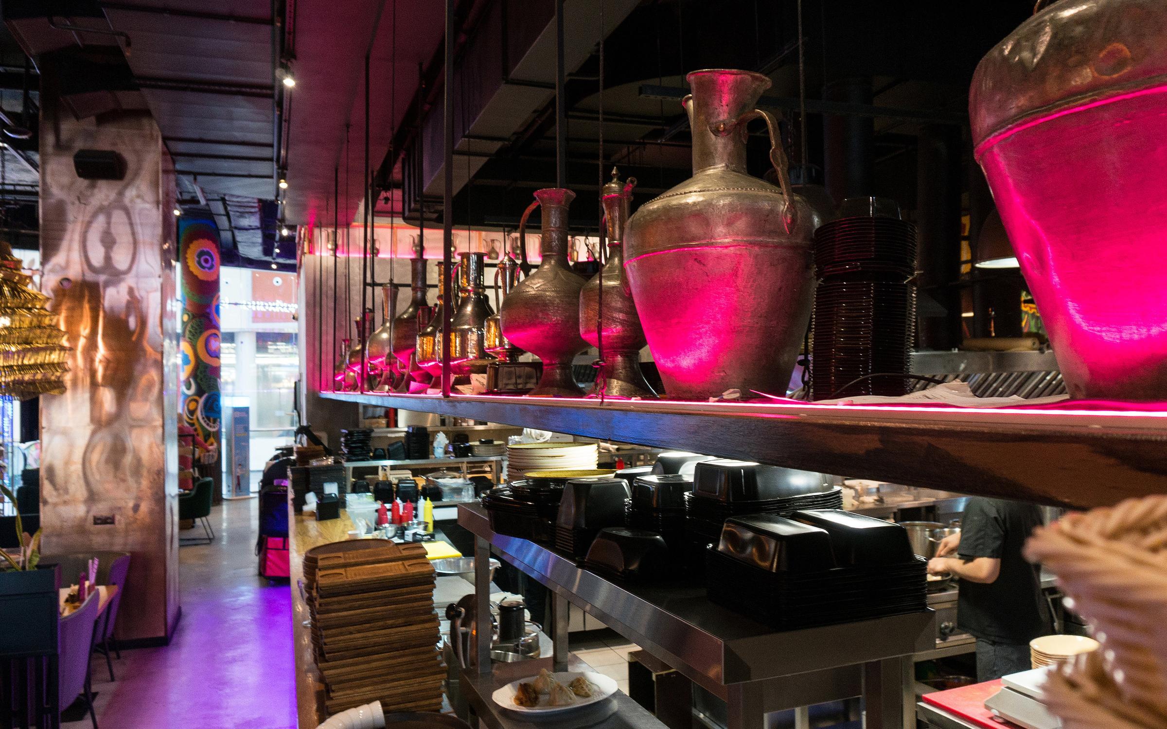 фотография Ресторана Урюк в ТЦ Метрополис