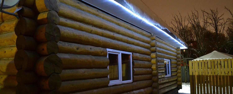 фотография Банного комплекса Dеревяshkи на метро Яшьлек
