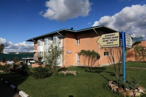фотография Отель-яхт-клуб Новый берег на Туристической улице в Мытищах