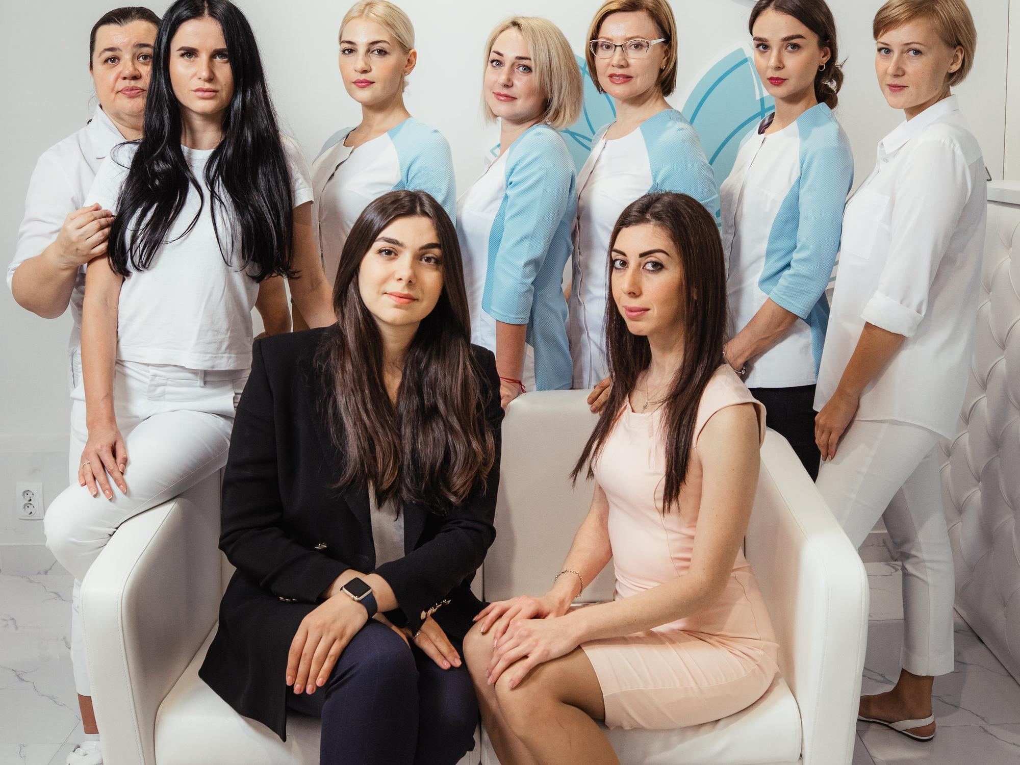 фотография Центра эстетической косметологии и перманентного макияжа Esthetic & Permanent на улице Конституции СССР