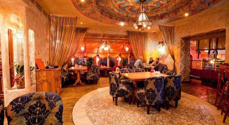 фотография Ресторана МАРАКУЙЯ на метро Минская