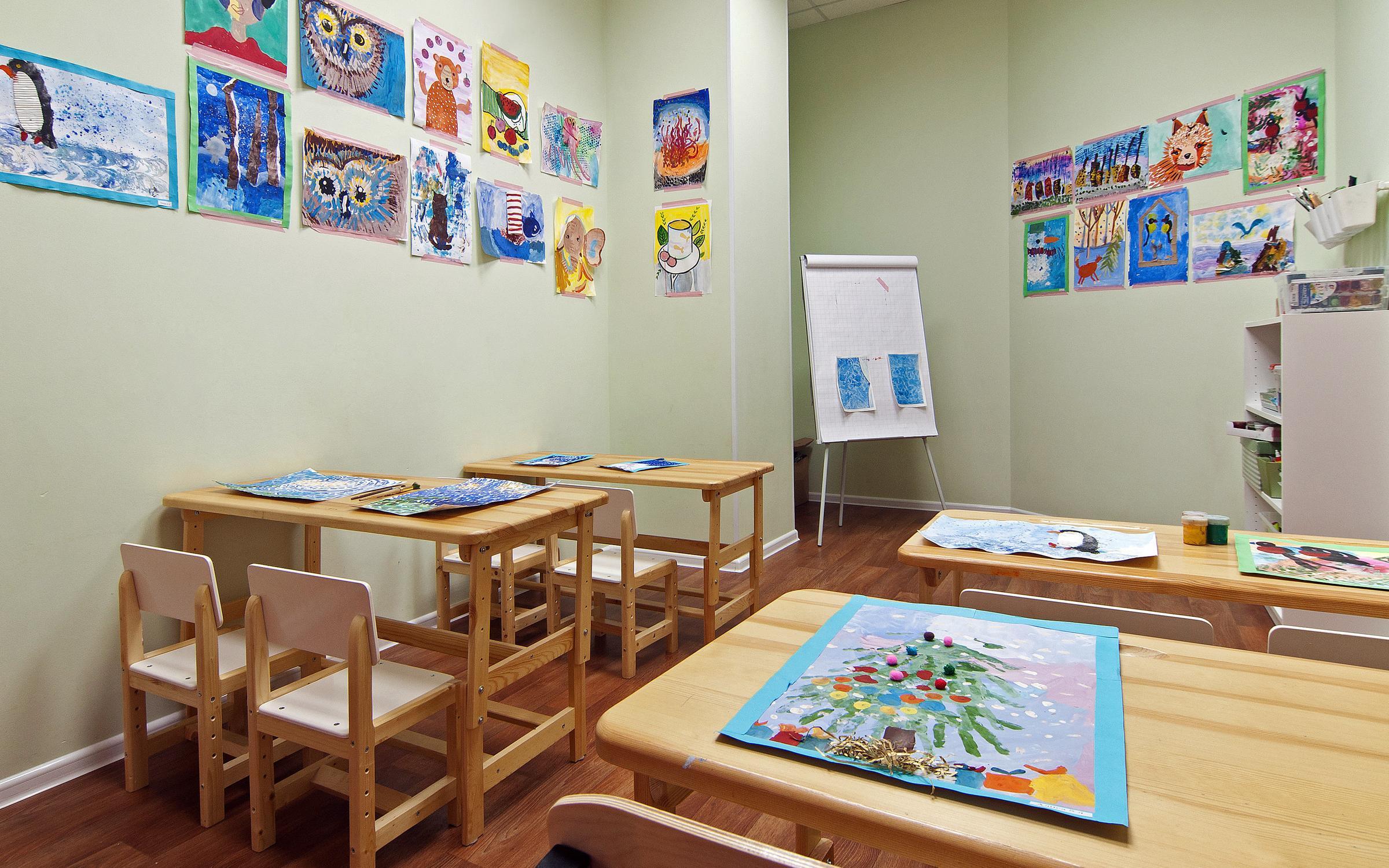 фотография Частного детского сада Оливер на улице Говорова в Одинцово