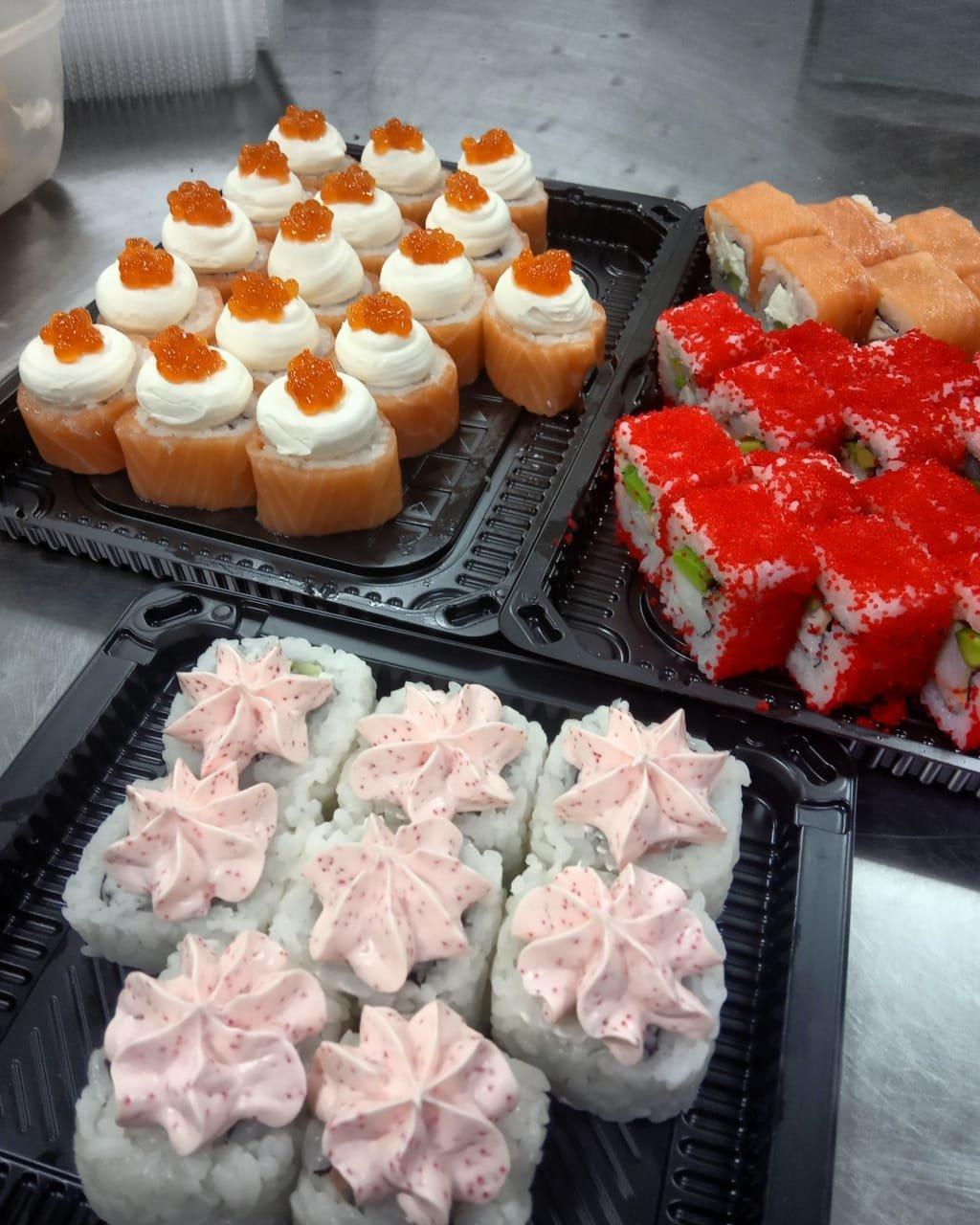 фотография Службы доставки суши и пиццы Жемчужина на улице Весны, 5