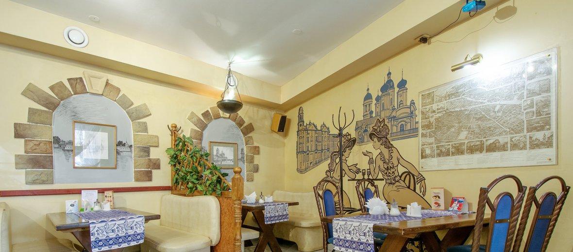 Фотогалерея - Кафе Старый город на улице Достоевского