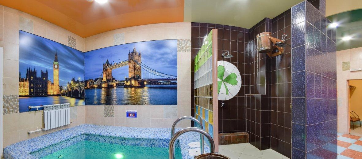 Фотогалерея - Банно-гостиничный комплекс Жар-Птица на 14 Линии