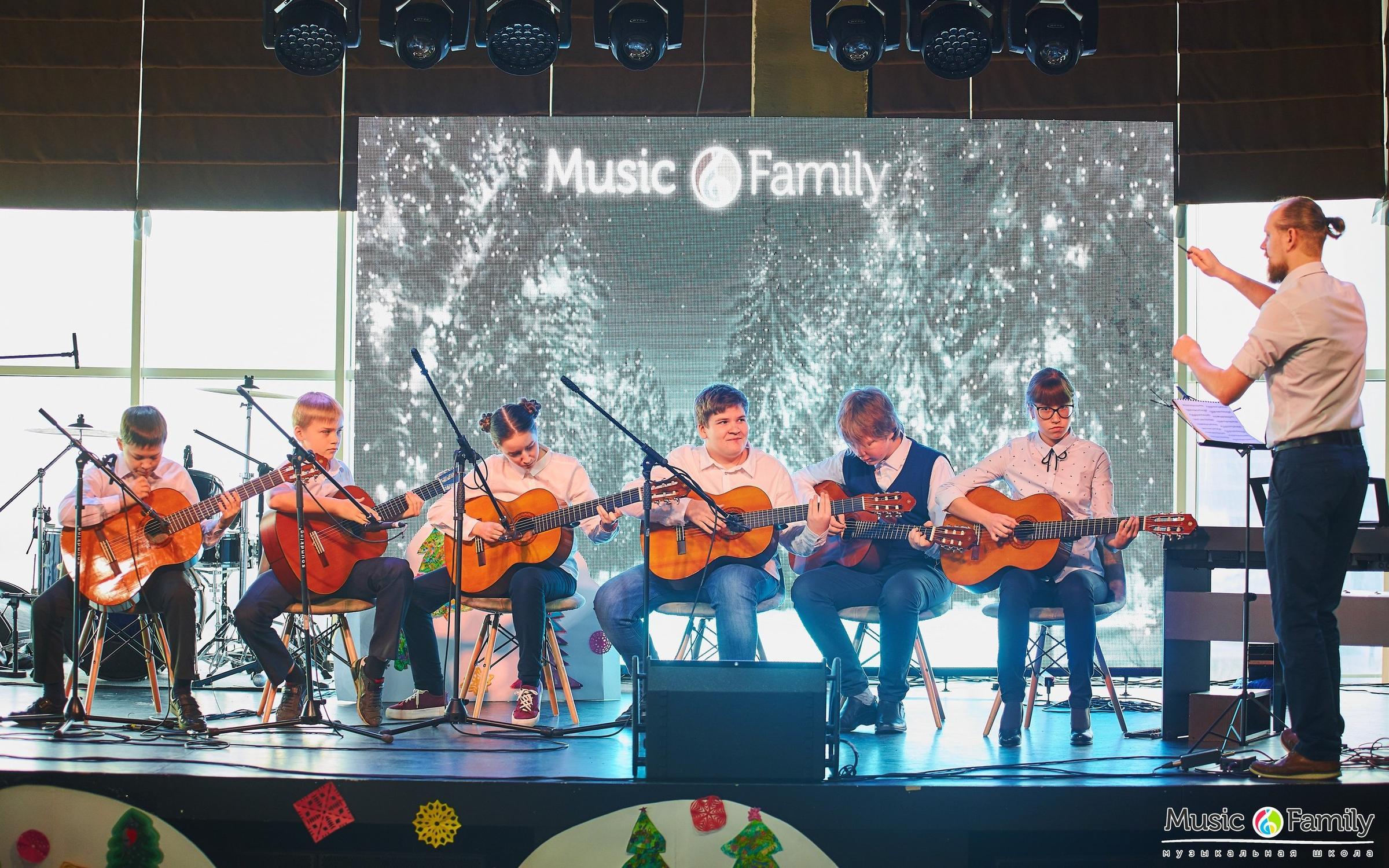 фотография Музыкальной школы Music Family на улице Молокова