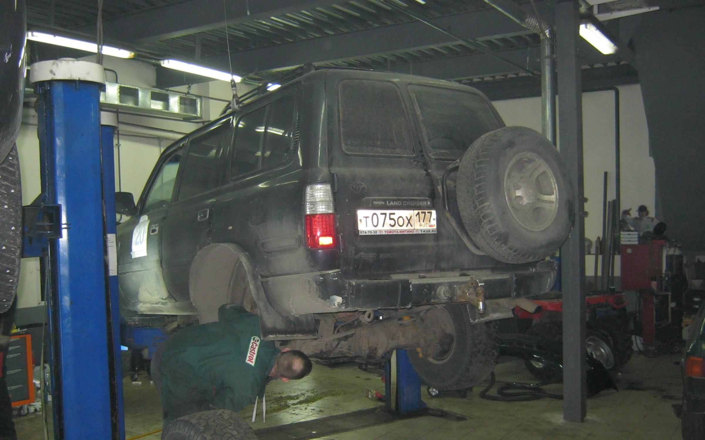 фотография Автосервиса MT-CAR service в Проектируемом проезде