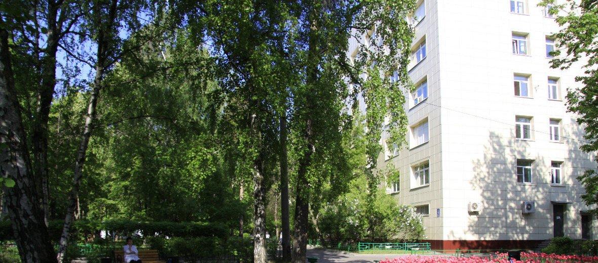 Фотогалерея - Городская клиническая больница №52 на Пехотной улице, 3 к 1