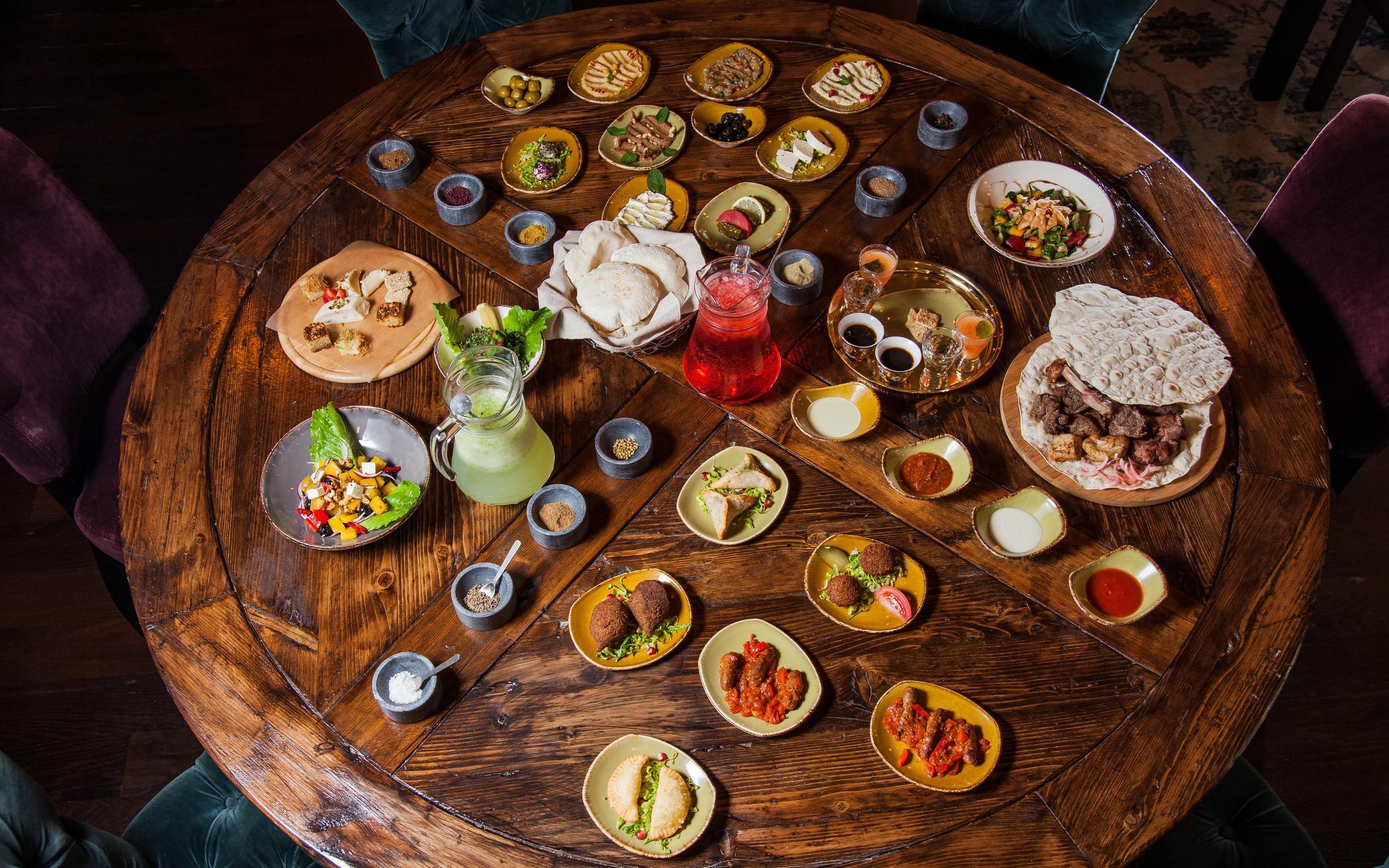 фотография Ресторана Mr. Ливанец в Глинищевском переулке
