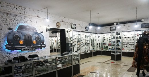 фотография Оружейный салон ОМЕРТА на улице Лётчика Бабушкина