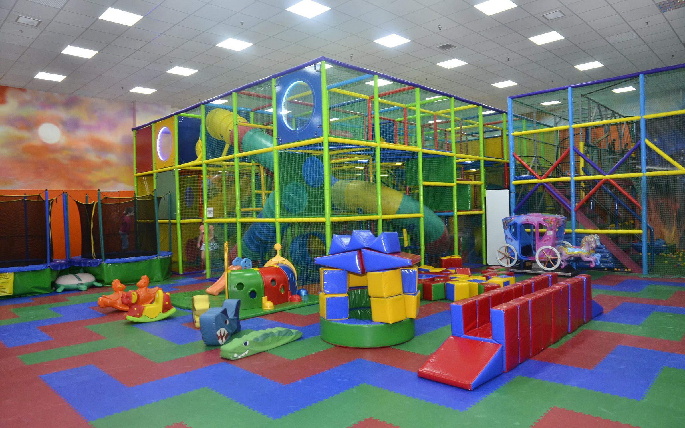 фотография Детского развлекательного игрового центра Детский Городок в ТЦ Щёлково