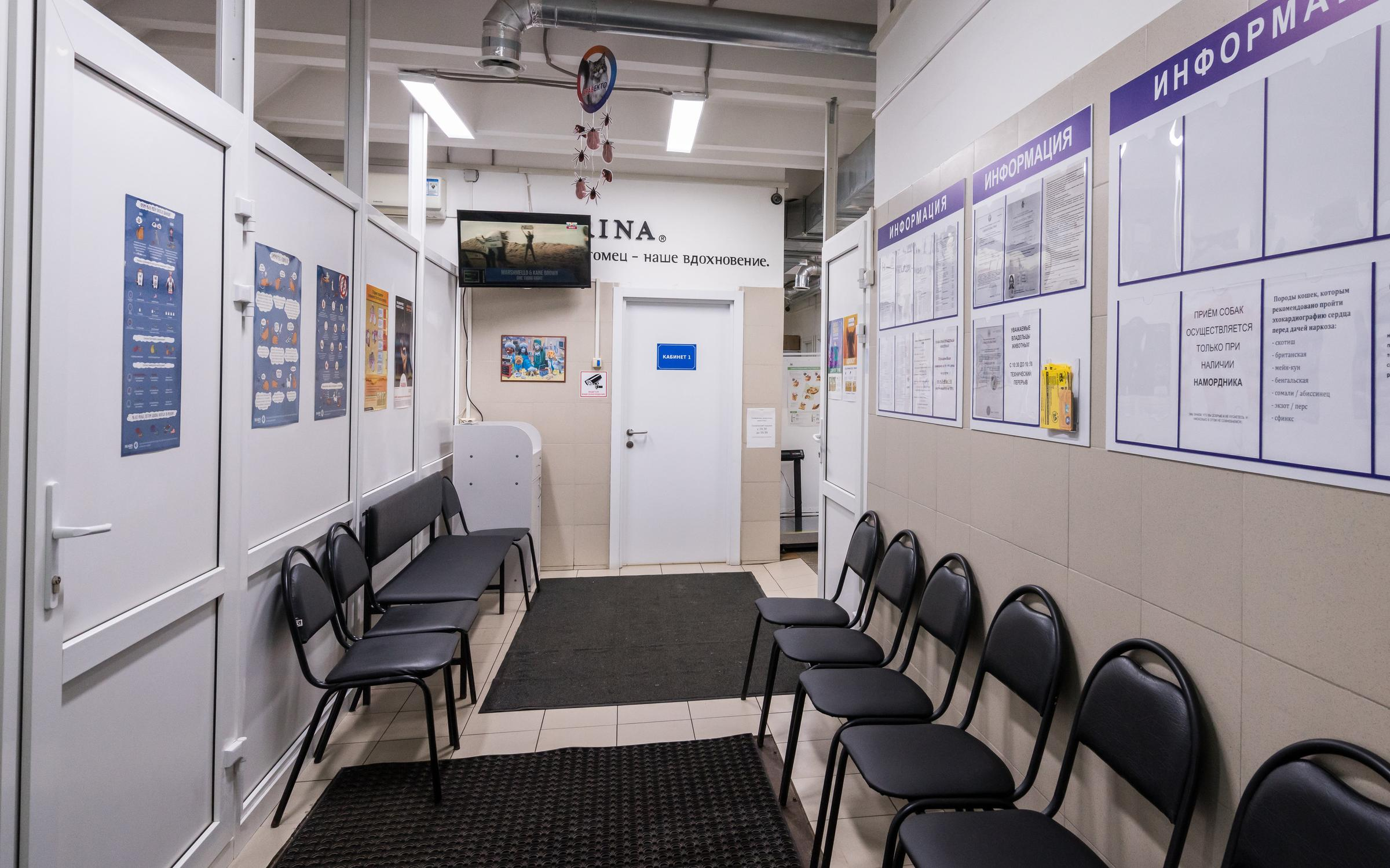 фотография Ветеринарной клиники Арника на Суздальской улице