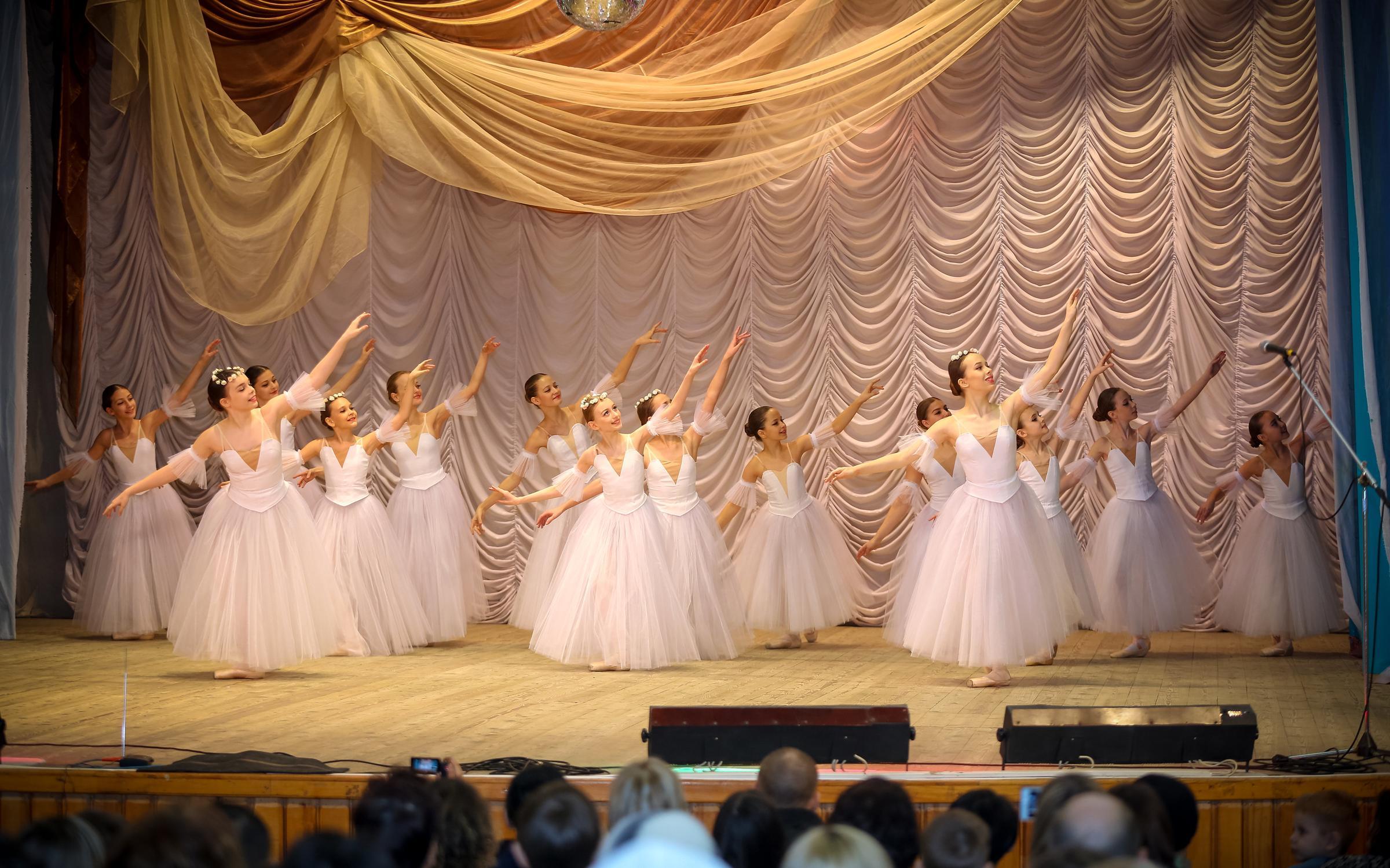 фотография Студия балета Арабеск