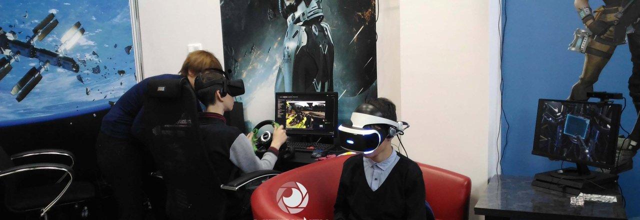 фотография Клуба виртуальной реальности Virtuality Club на Краснофлотской улице, 13