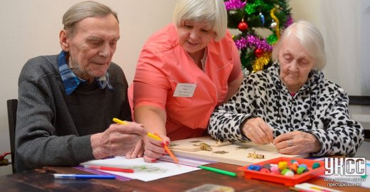 питание в домах для престарелых и инвалидов