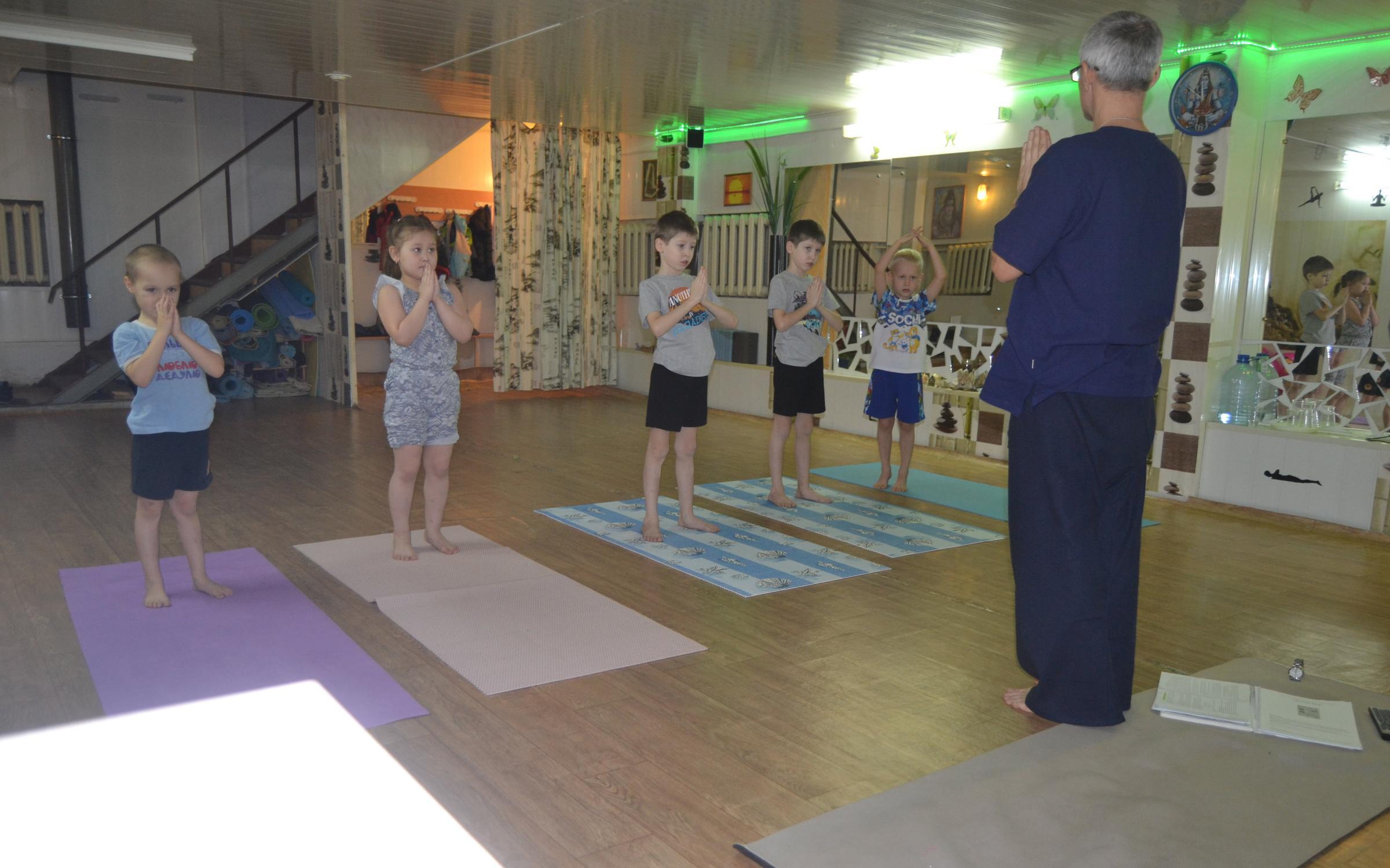 фотография Детская йога и ЛФК в Белгороде