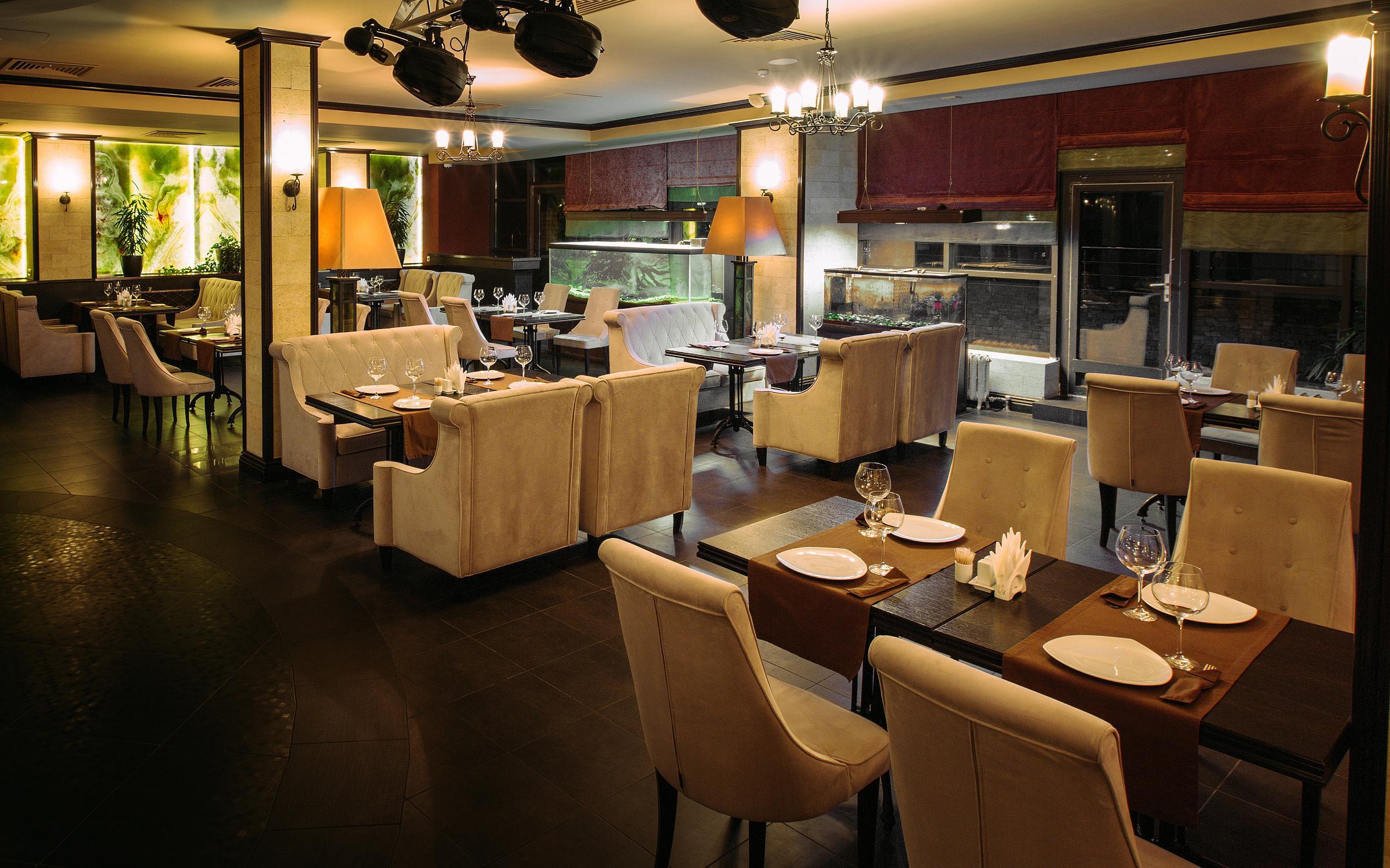 фотография Ресторана Арагон на улице Кудрявцева