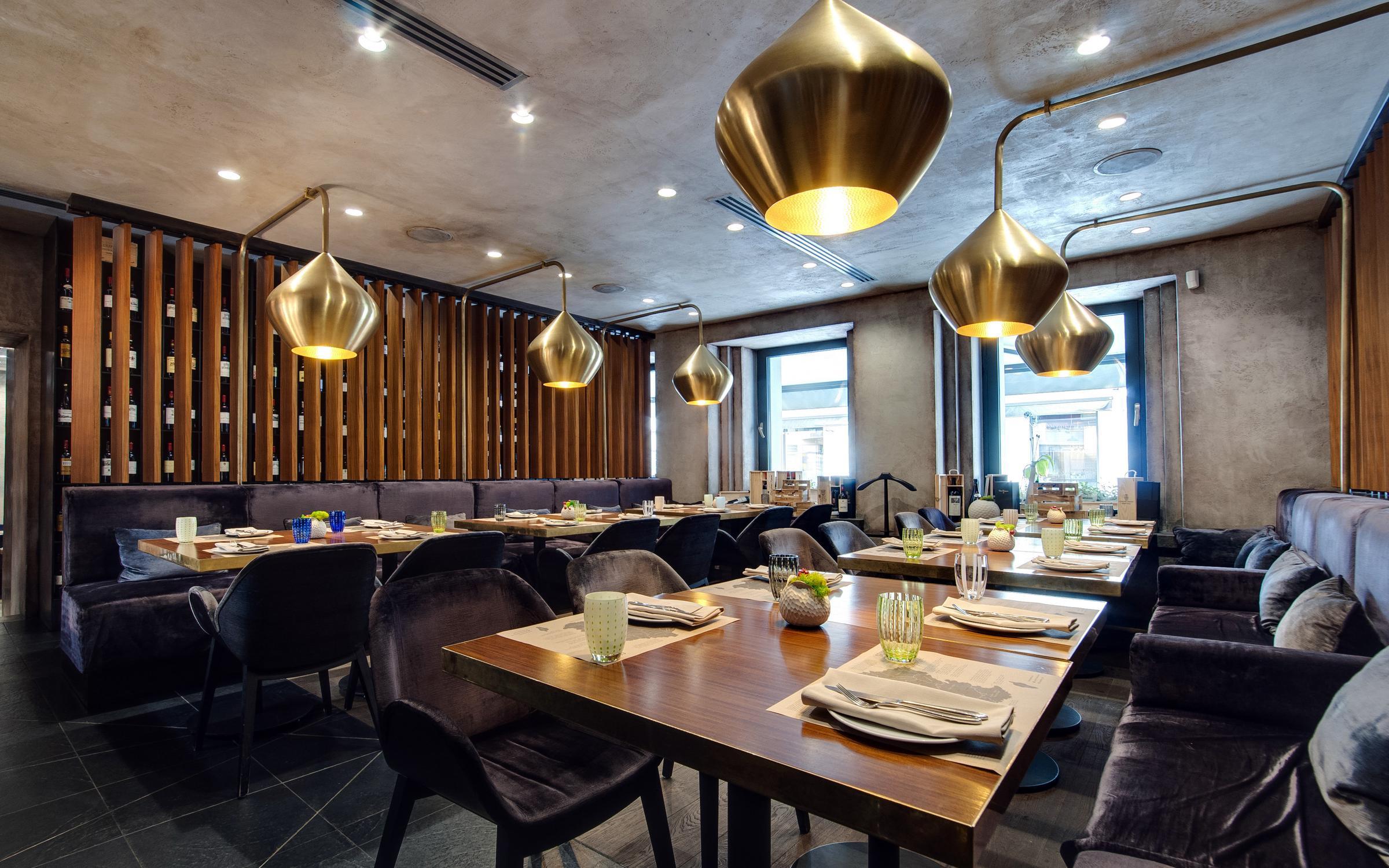 фотография Винного ресторана Grand cru на Малой Бронной улице