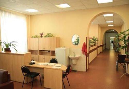 фотография Научного центра неврологии на Волоколамском шоссе