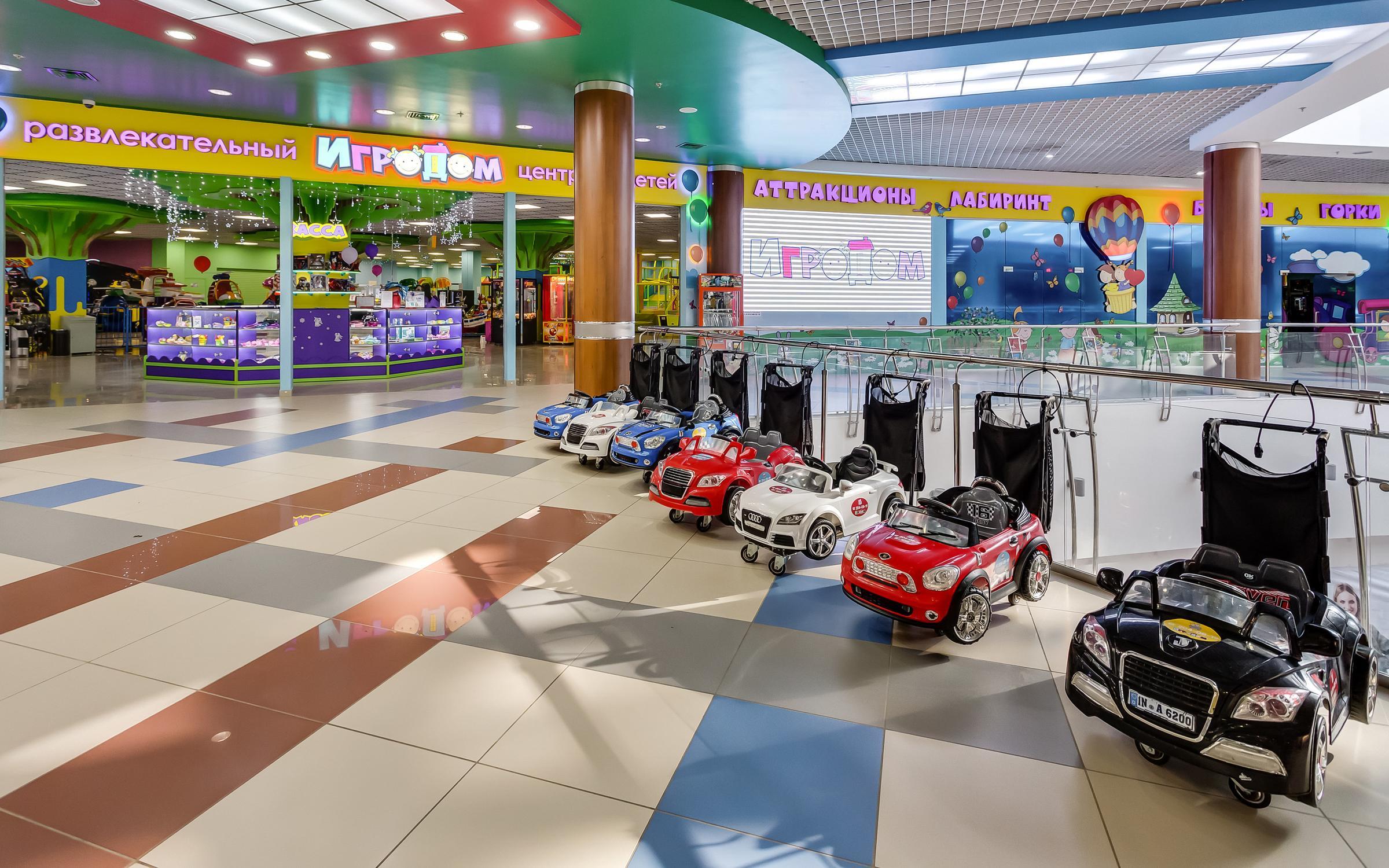 фотография Развлекательного центра для детей Игродом на улице Малиновского