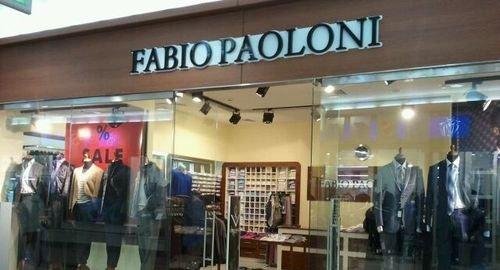 7a6f809a8c6 Магазин мужской одежды Fabio Paoloni в ТЦ Щука - отзывы