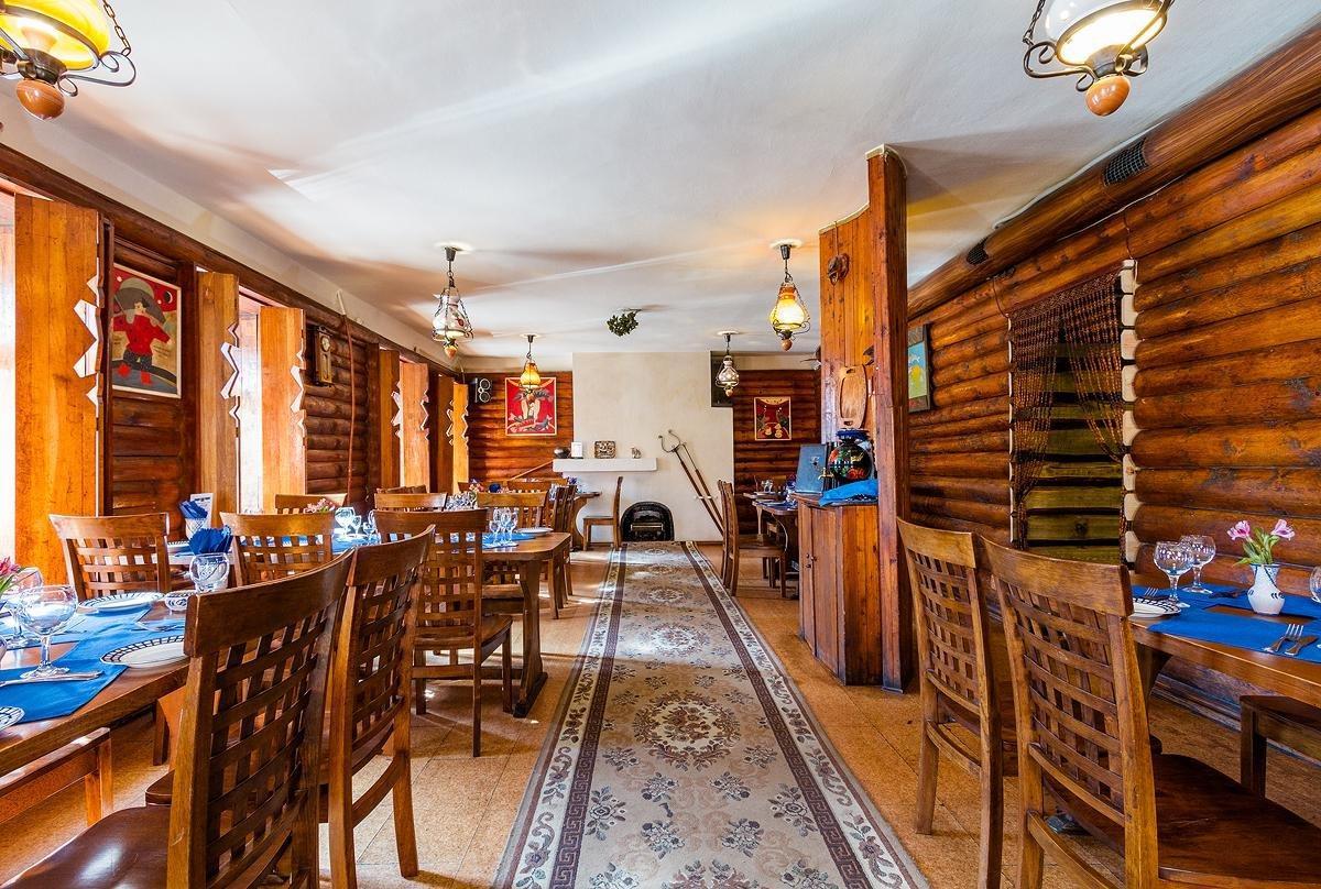 фотография Ресторана Демьянова Уха на Кронверкском проспекте